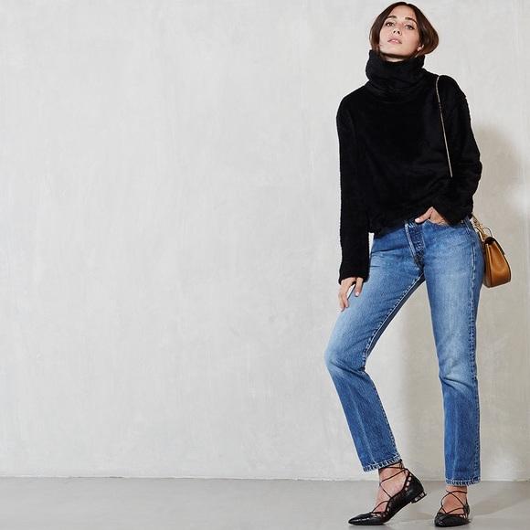 Vivienne Tam Sweaters Chunky Black Turtleneck Sweater Poshmark